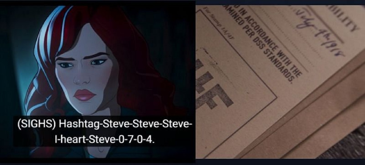 What If Marvel Episodio 3 Easter Eggs Coulson Natasha Romanoff