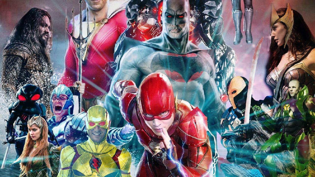 personajes de dc comics flashpoint
