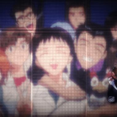 personajes de evangelion shinji