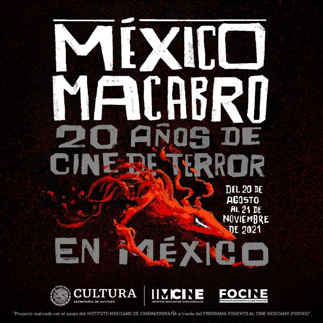 Festival Macabro Cineteca Programación