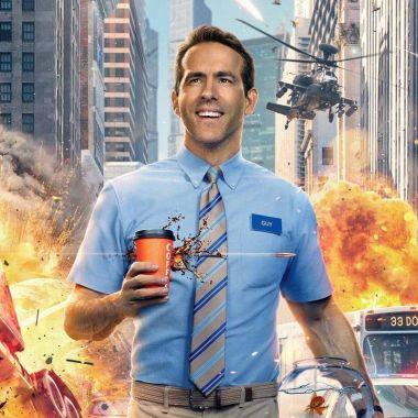 Free Guy Película Free Guy Secuela Ryan Reynolds Disney