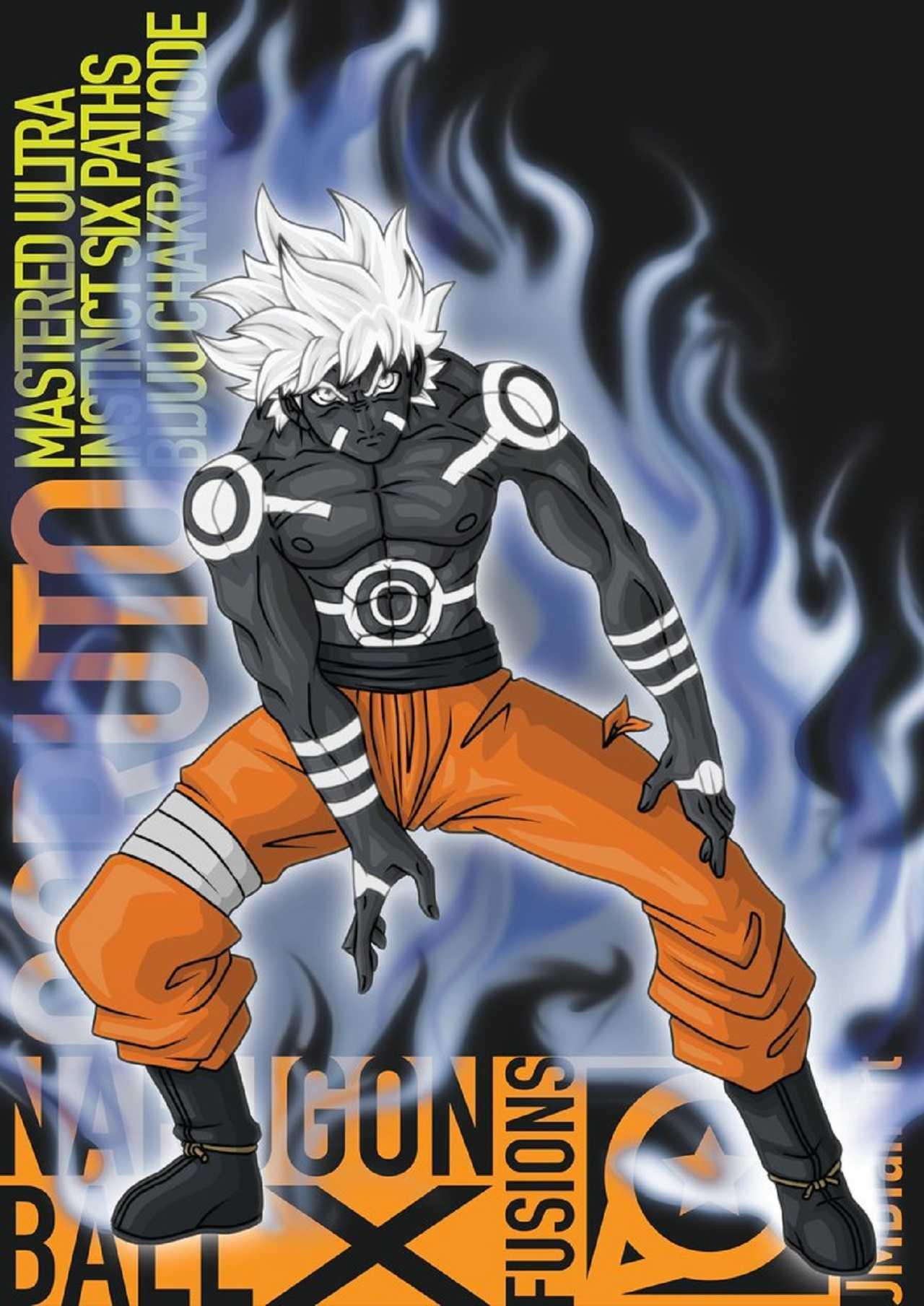 Anime de Dragon Ball Personajes de Dragon Ball Fanart Naruto