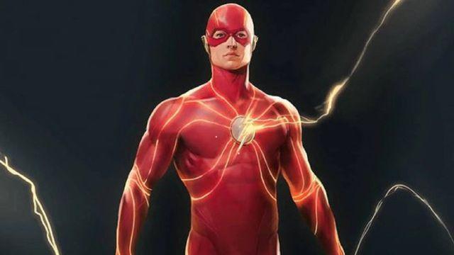 Imágenes de Flash Traje de Flash Película