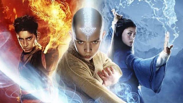Avatar The Last Aibernder Series de Netflix Live-action Avatar