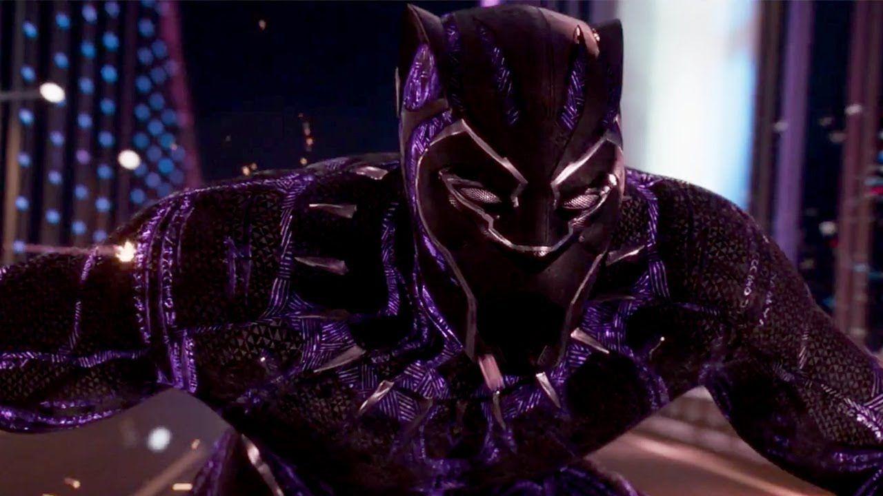 superhéroes de marvel black panther