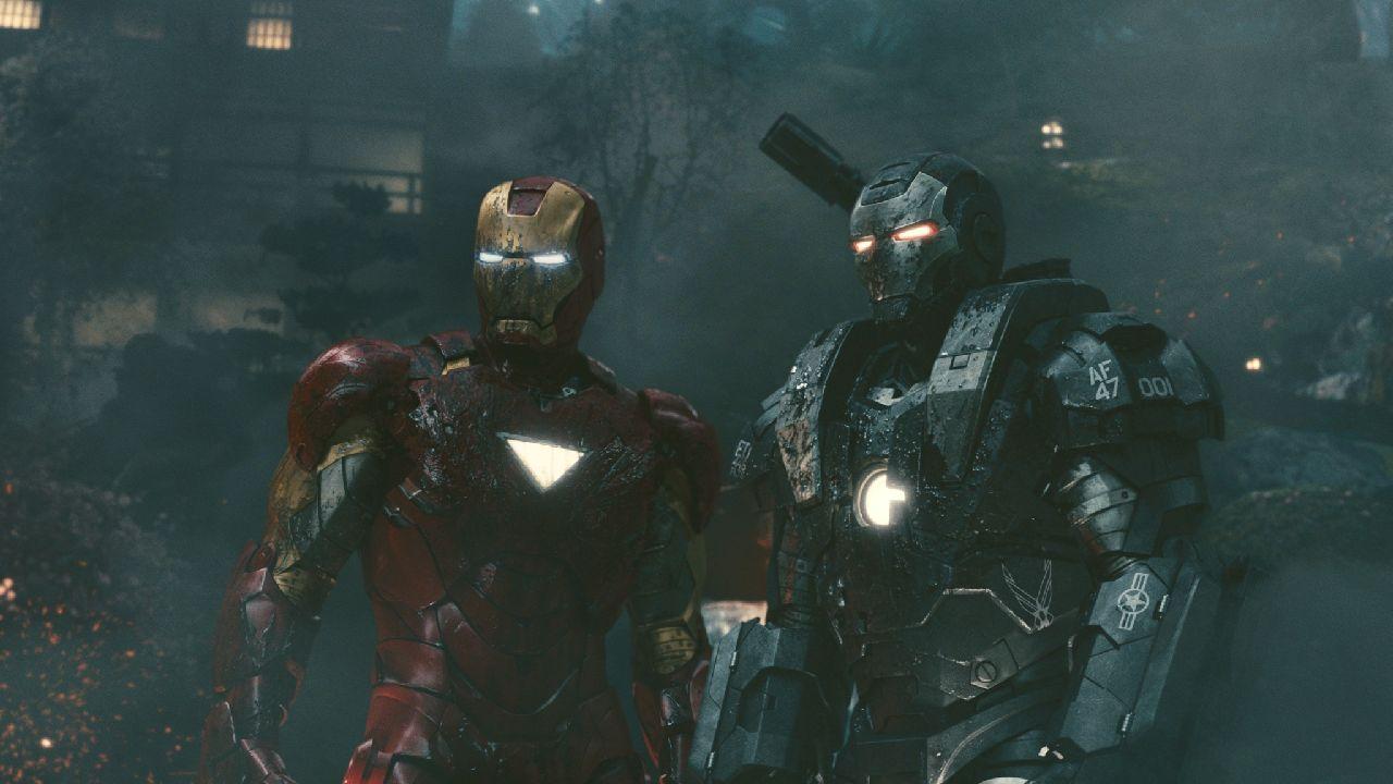 superhéroes de marvel war machine