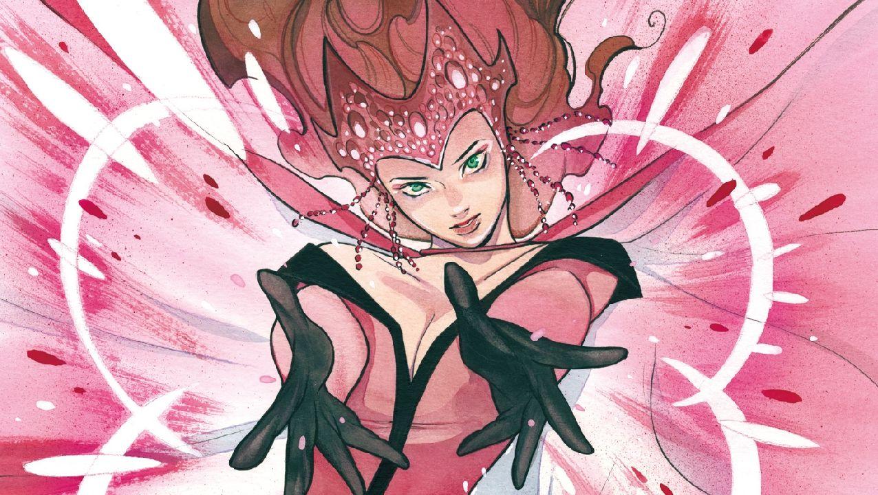 personajes de marvel bruja escarlata