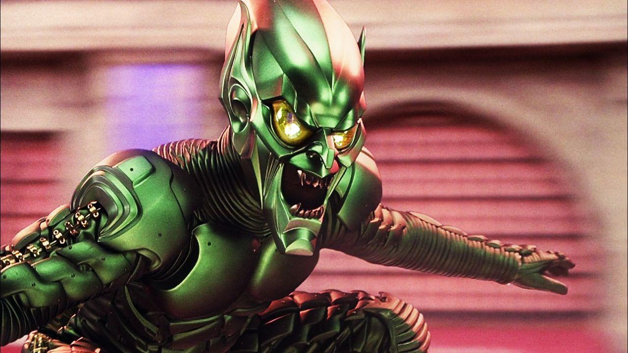 superhéroes de marvel green goblin