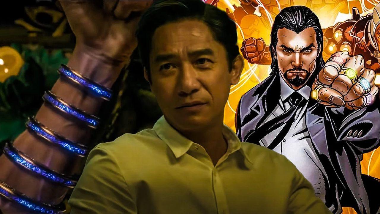 superhéroes de marvel Tony Leung