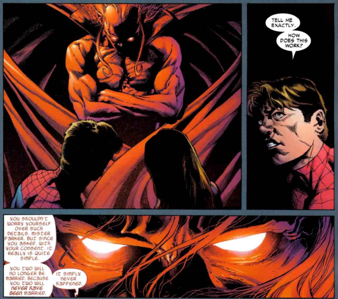 personajes de marvel mephisto