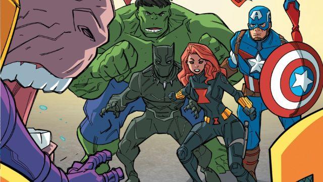 Marvel somos comic vacunacion covid19