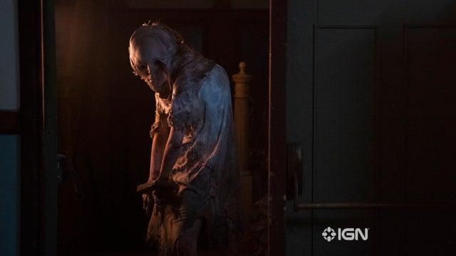 Película Resident Evil Lisa Trevor Marina Mazepa