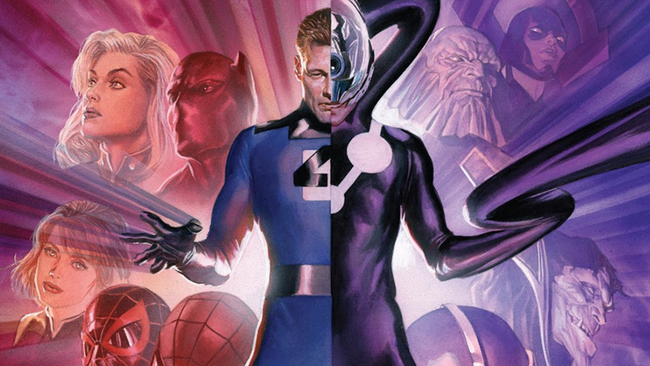 Marvel Secret wars ucm pelicula