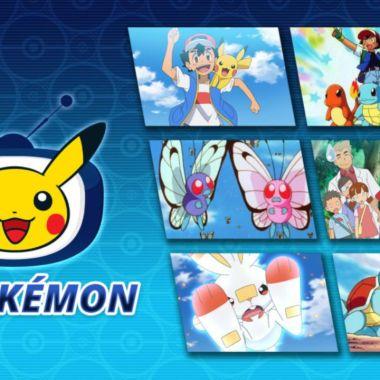 Pokemon TV aplicación llega Nintendo Switch