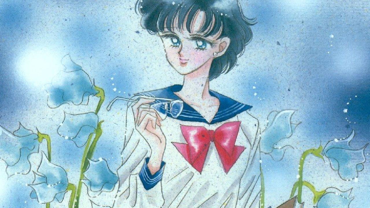 personajes de sailor moon ami