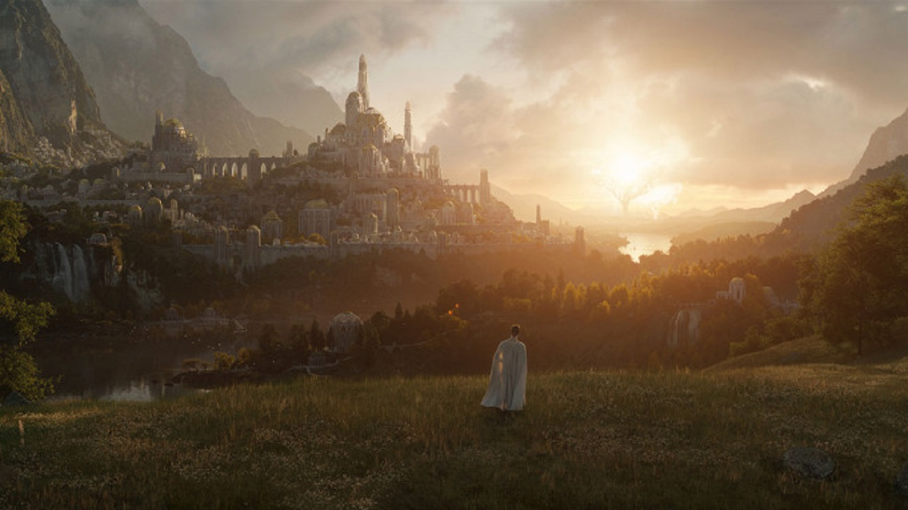 Lord of the Rings Serie Amazon Studios Fecha de Estreno
