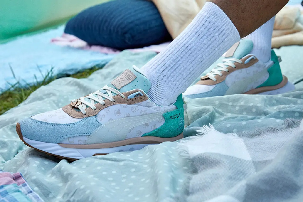 Sneakers Puma Animal Crossing New Horizons Tenis
