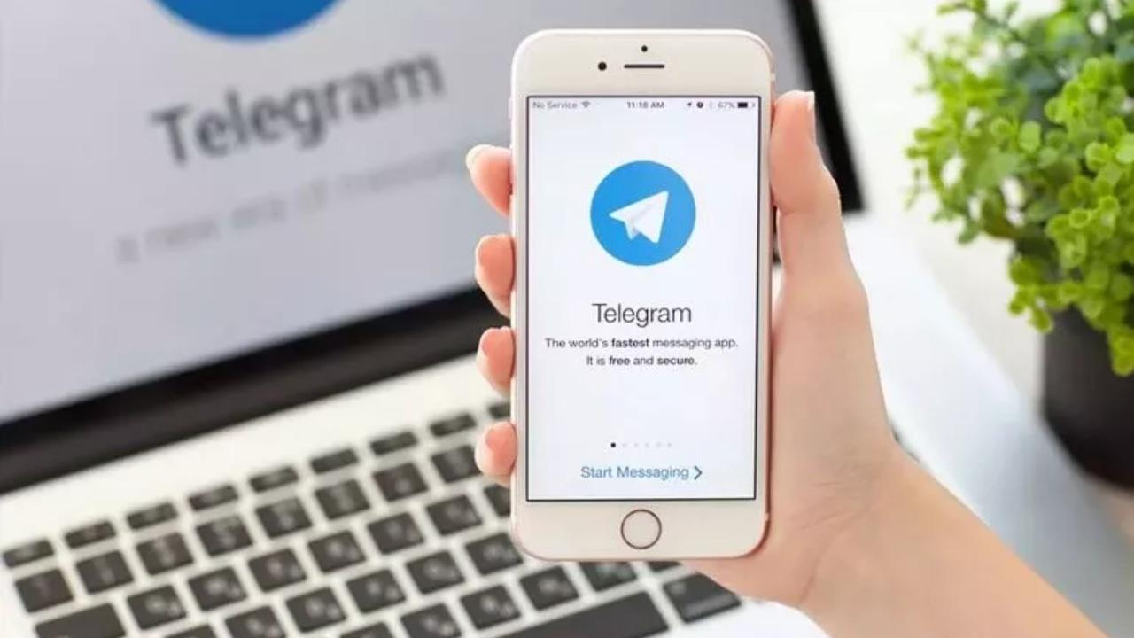 Telegram descargas mil millones aplicación popular