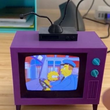 Los Simpson Imagenes de Los Simpson Capítulos de los Simpson Televisor de Los Simpson