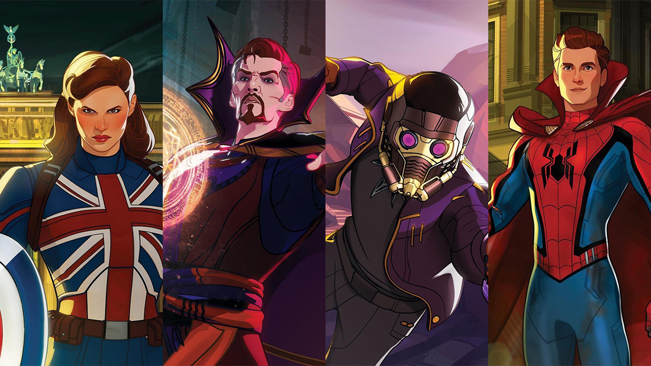 superheroes de marvel groot