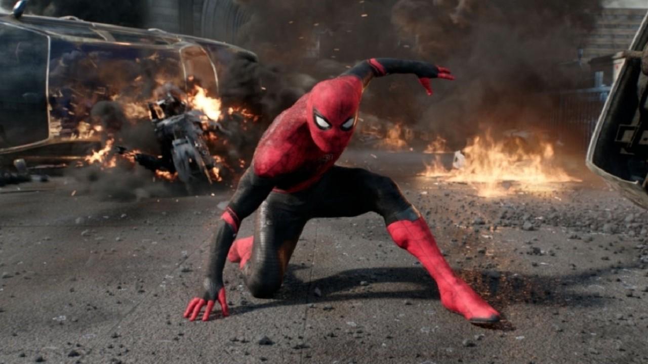 Spider-Man 3 Tom Holland Primer Tráiler Spider-Man No Way Home