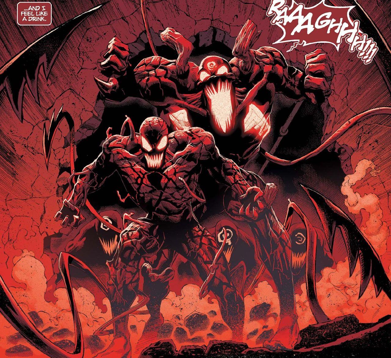 imagenes de venom carnage