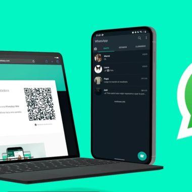 WhatsApp Web activar paint fotos edición