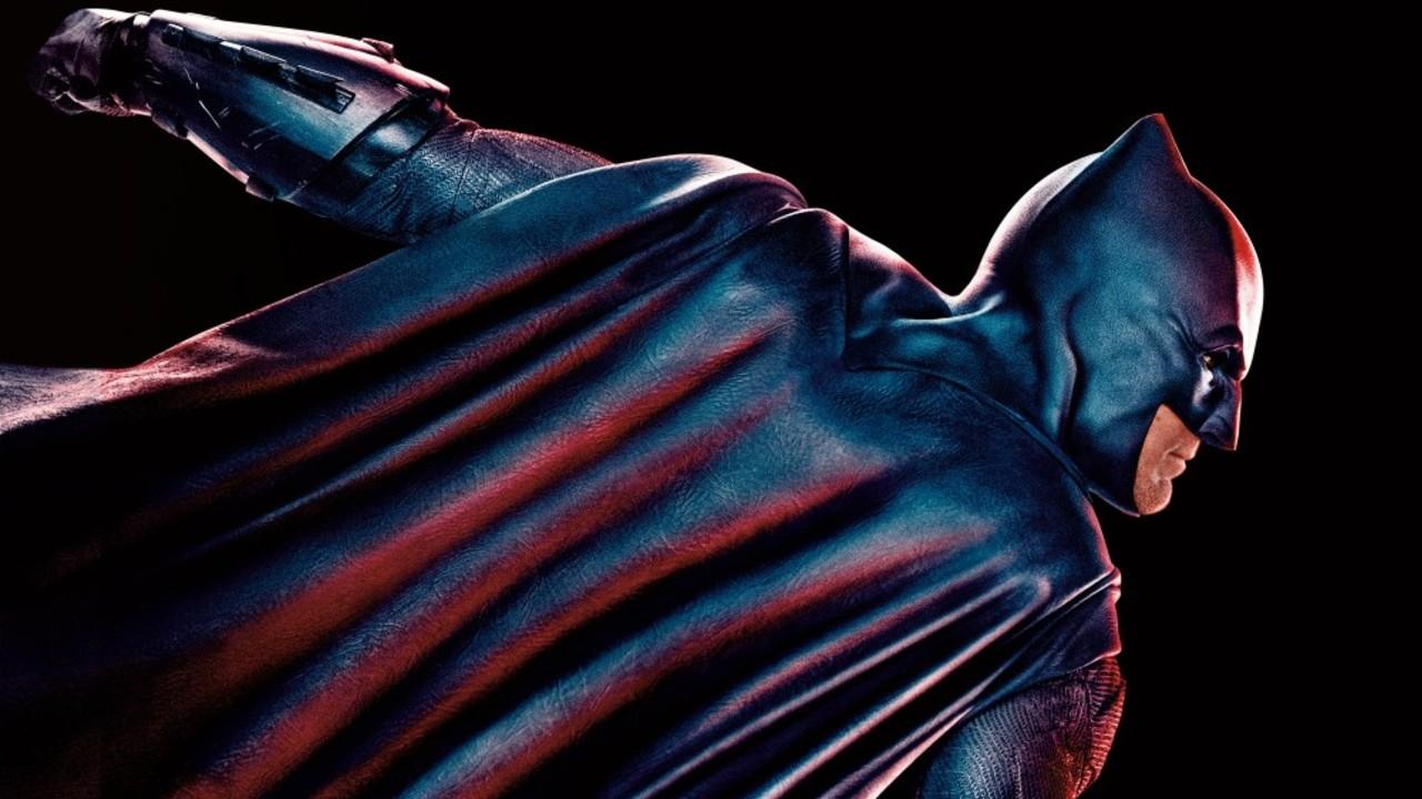Batman ben affleck pelicula foto inedita
