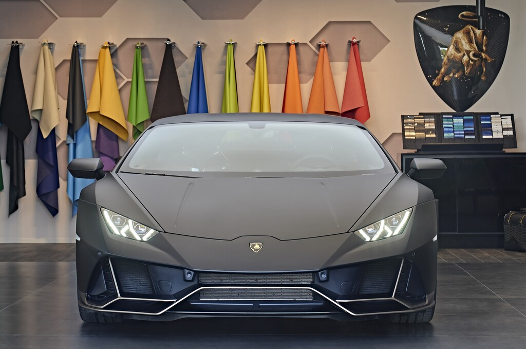 Lamborghini evo huracan tempo mexico