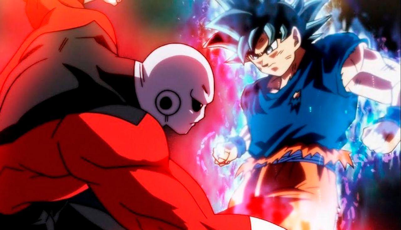 goku vs jiren dragon ball super
