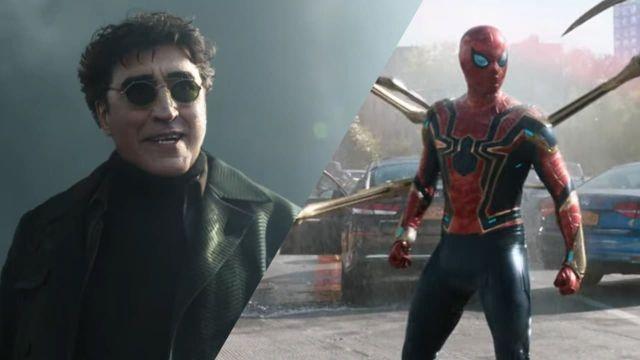 Tráiler oficial spiderman no way home