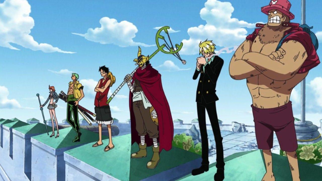 revelan descripciones personajes One Piece
