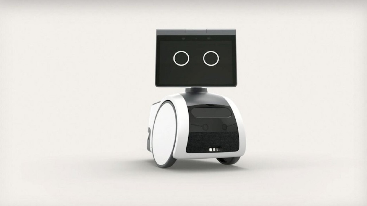 Amazon Robot Alexa Astro