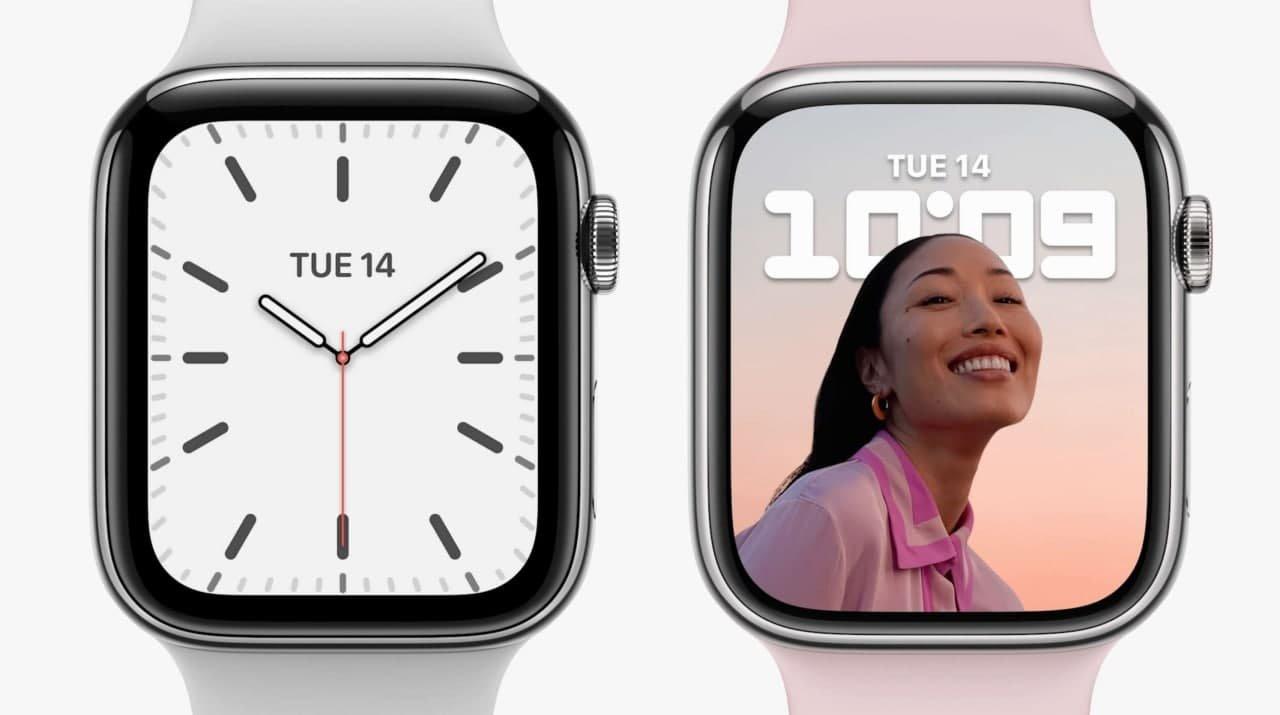 Apple Watch series 7 modelo