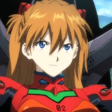Asuka Evangelion Anime Cosplay