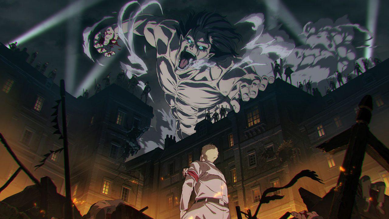 Shingeki no Kyojin Attack on Titan Vidoejuego Android iOS