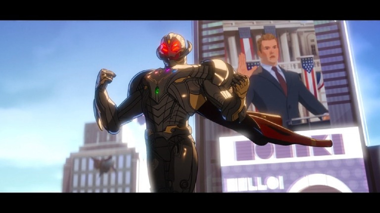 Steve Rogers Presidente What If Episodio 8 Easter Eggs Referencias