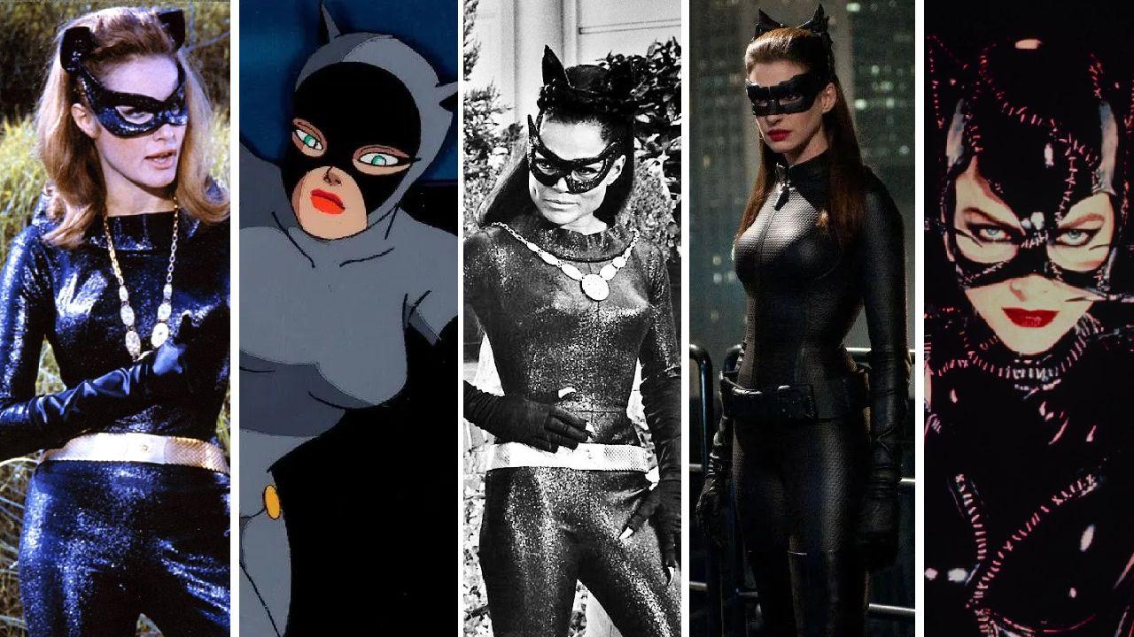 personajes de dc comics actrices