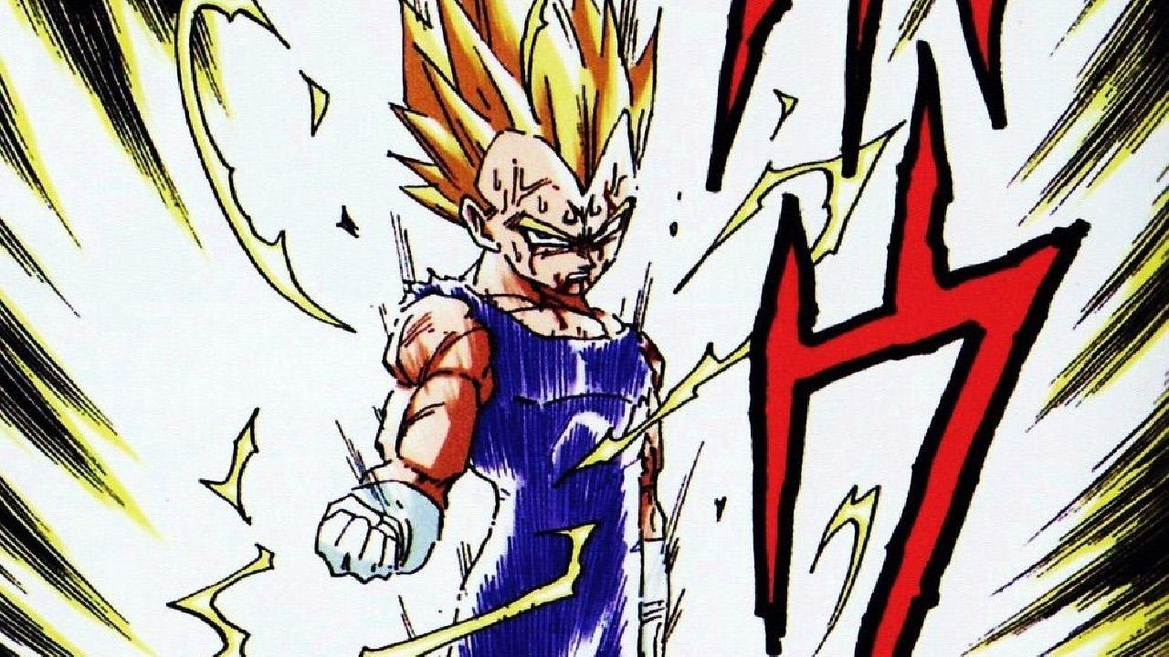 personajes de dragon ball manga