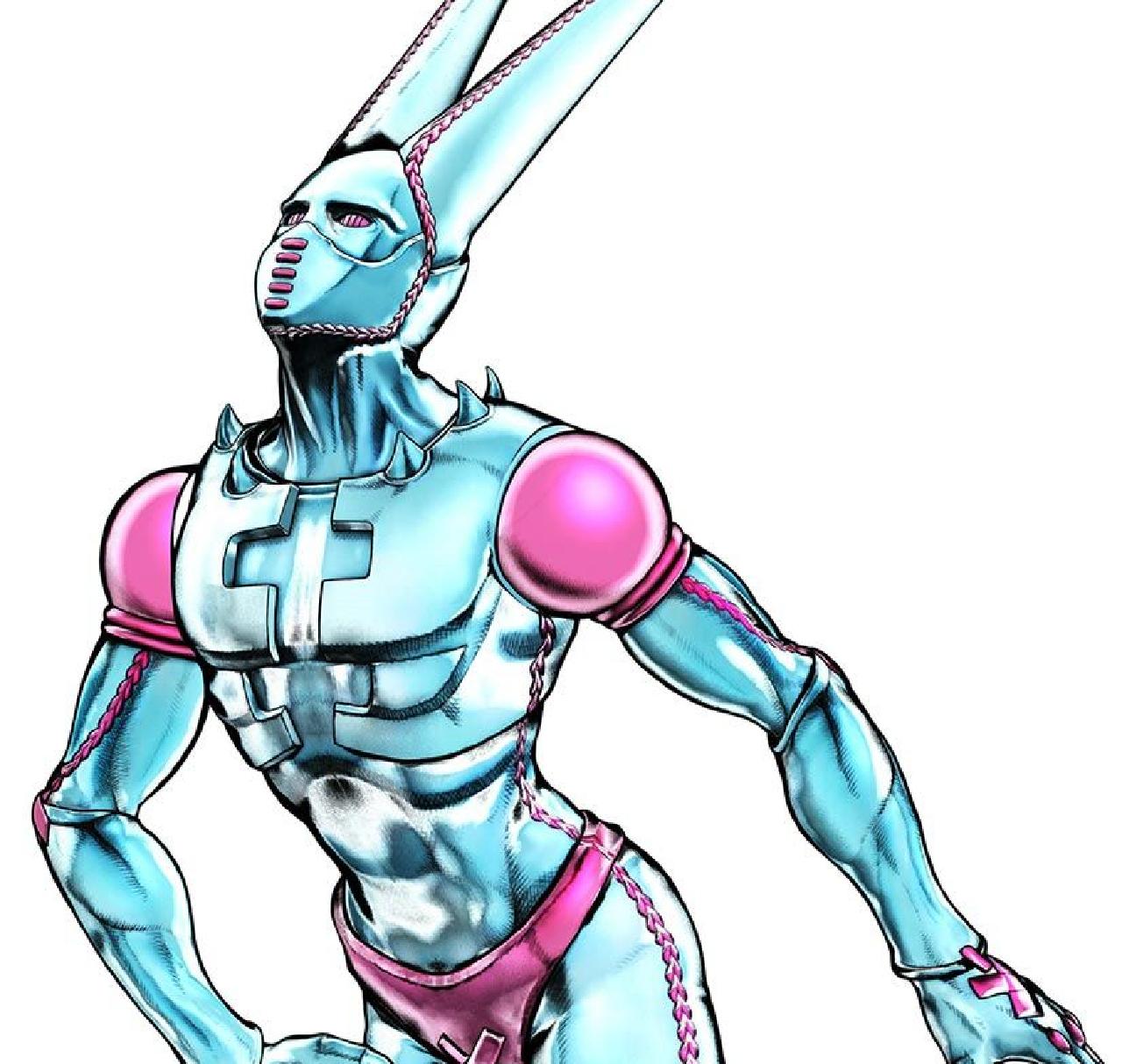 personajes de jojos bizarre adventure steel ball run