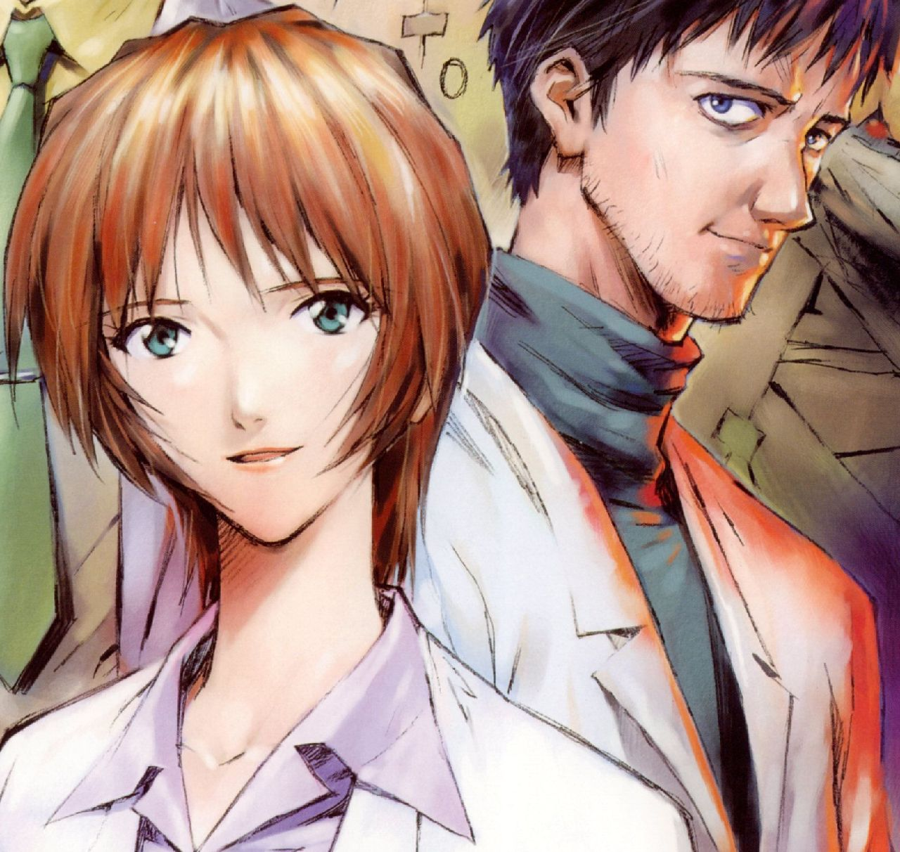 personajes de evangelion yui ikari