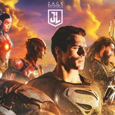 Justice league trilogy zack snyder blu ray