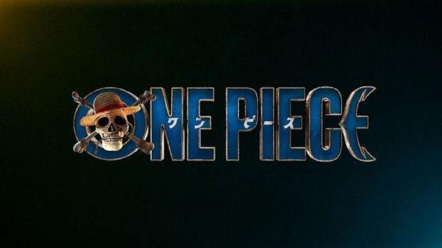 Netflix Series de Netflix Live-action One Piece Logo oficial