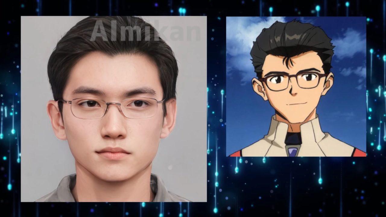 Makoto Hyuga persona vida real