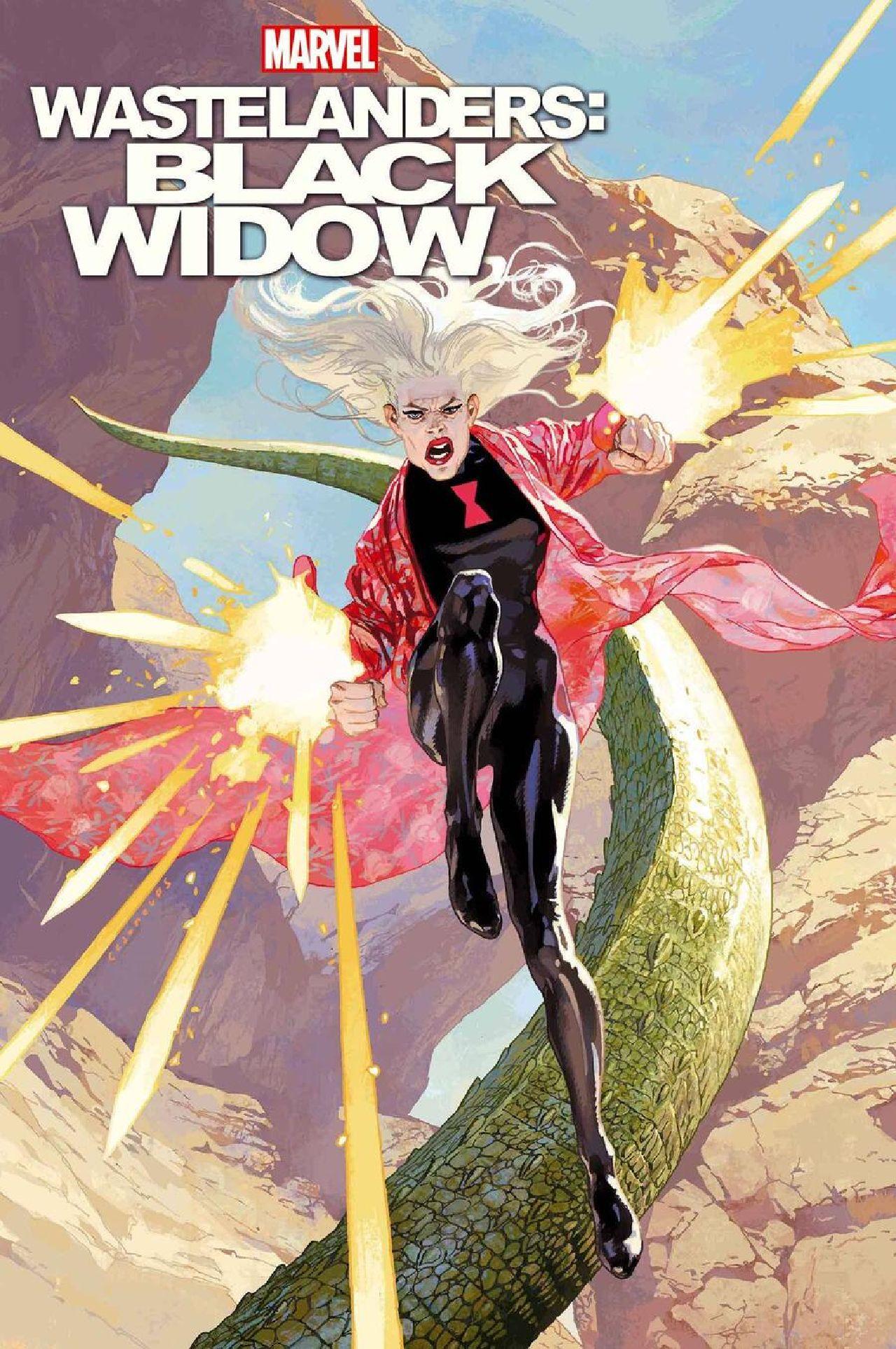 personajes de marvel black widow