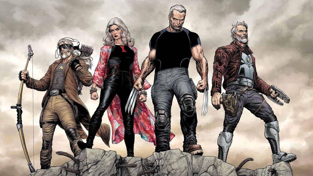 personajes de marvel wastelanders