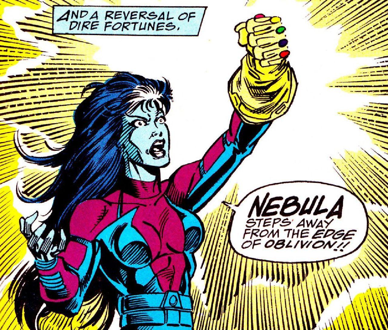 personajes de marvel nebula
