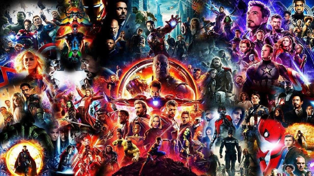 Películas de Marvel Marvel Studios Películas Películas en Desarrollo Marvel Studios