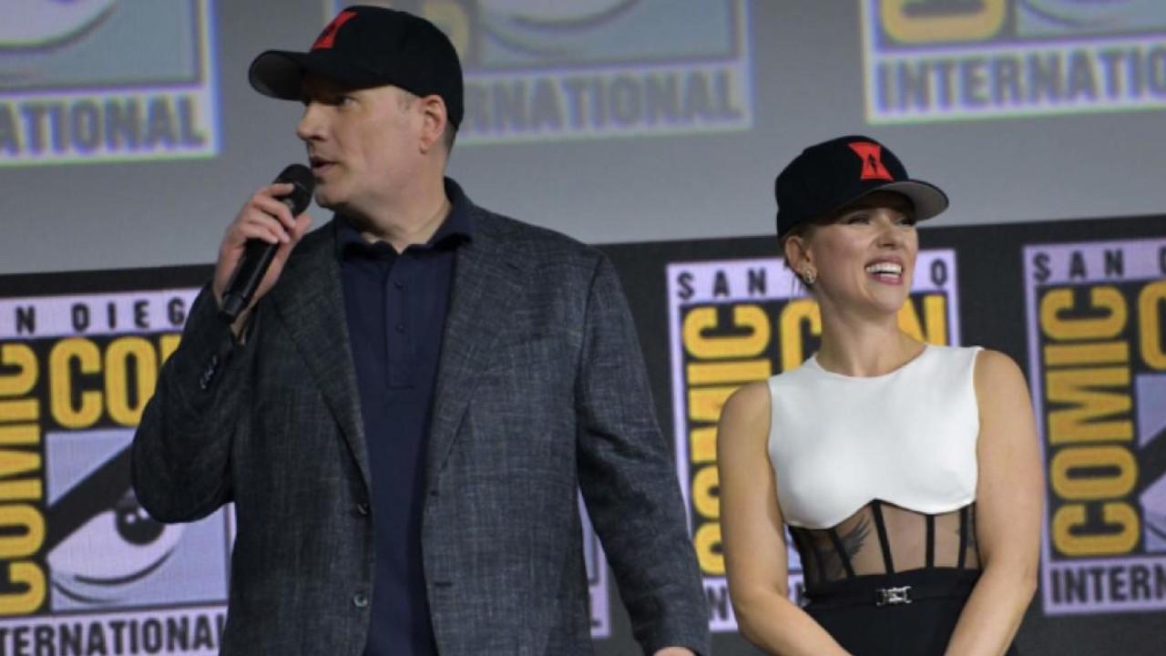 Scarlett Johansson demanda disney black widow