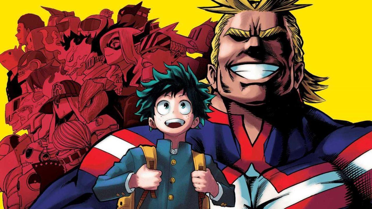 My hero academia pausa manga semana